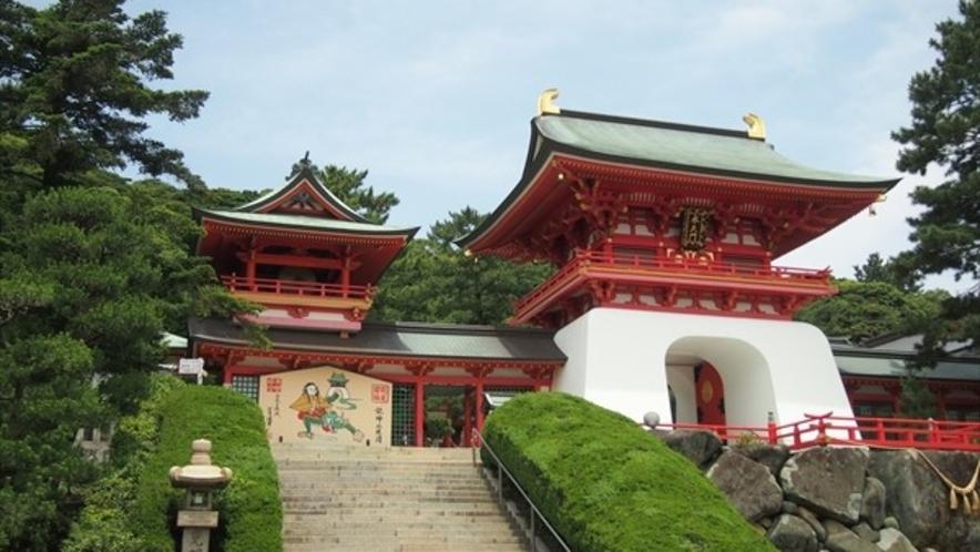 ◆赤間神宮