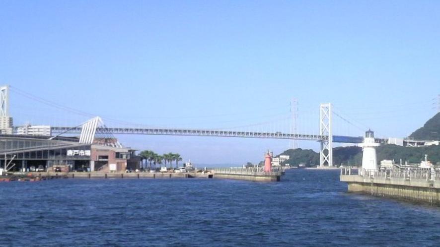 ◆関門橋(高速道路)