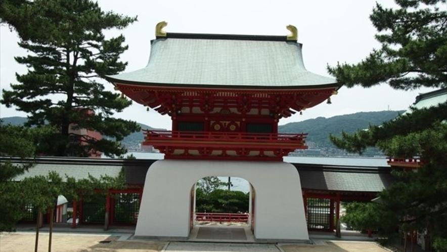 ◆赤間神宮②
