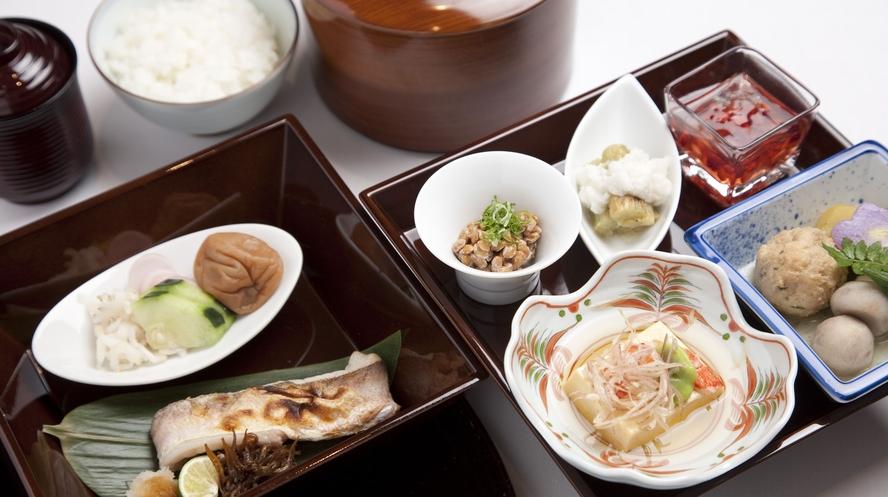 レストラン「ル・クール神戸」(和朝食)