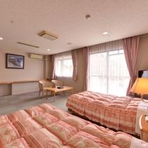 *部屋(洋室ツイン)3