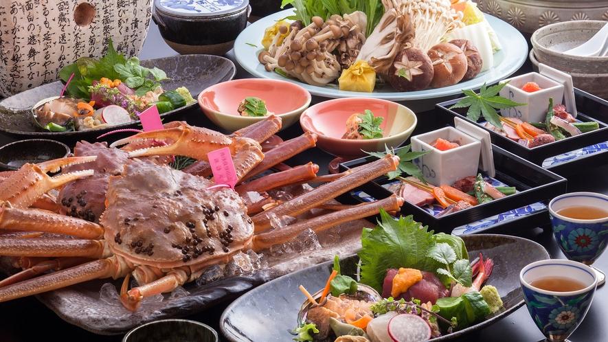 腹八分目プラン お料理イメージ