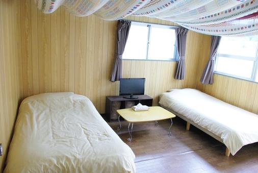 南の島の2人部屋