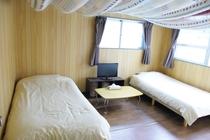 2人部屋1