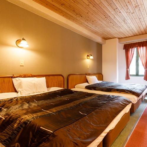 【4人部屋】お二人や添い寝のお子様のいる方へは2名部屋へのご案内になる場合があります。