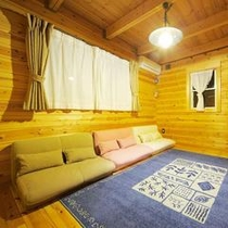 1階寝室(もみじ棟)