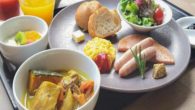 【室数限定】朝食付きならこれ!期間限定ウェルカムスプリングセール!