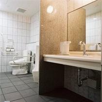 車椅子対応WC