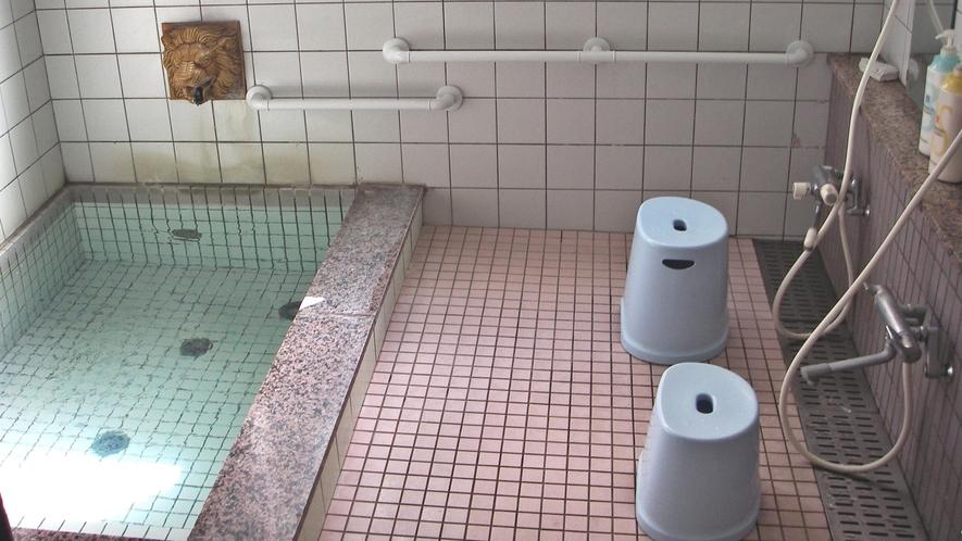 *【女湯】】お風呂は男女1ヶ所ずつございます