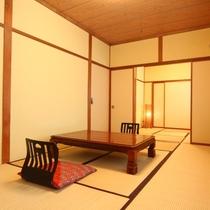 【本館sakura】本館は昭和の純和風建築ならではの雰囲気のある空間