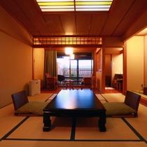 【露天kajitsu】しっとりとゆったりと温泉旅館の和みにリラックス