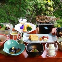 【朝食】手作りのほっこり料理が並ぶ朝食☆健康的な朝食で今日の一日の活力に♪