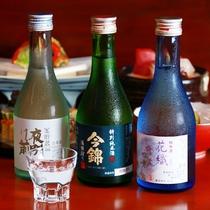 南信州の地酒は清水で作られるスッキリとした口当たり