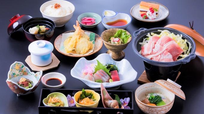 【Best Rate】柳川美豚と筑後七国の旬を満喫★『柳川の美味しい』存分に楽しめる♪(2食付)