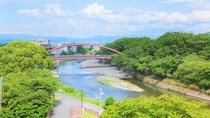 【周辺】矢部川