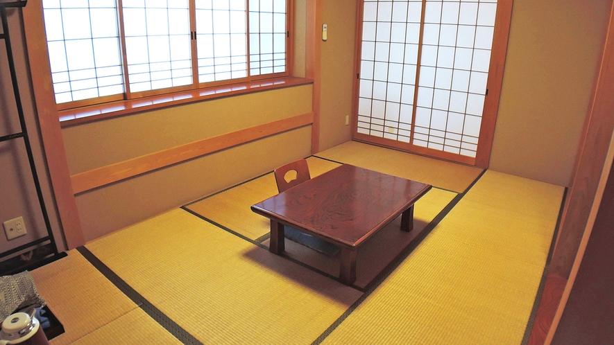 *<お部屋一例>和室(6~8畳)をご用意します。(7.5畳)