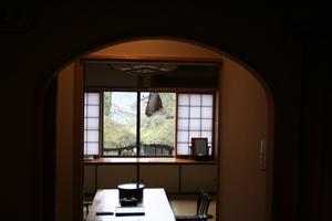 【母屋/2階】専用露天風呂付客室「ふよう」
