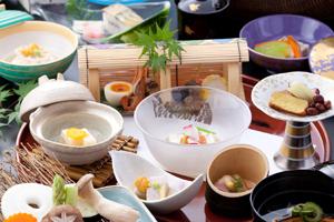 【本格懐石料理】春/一例
