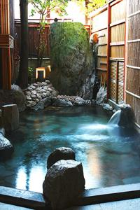 温泉大浴場(半露天)