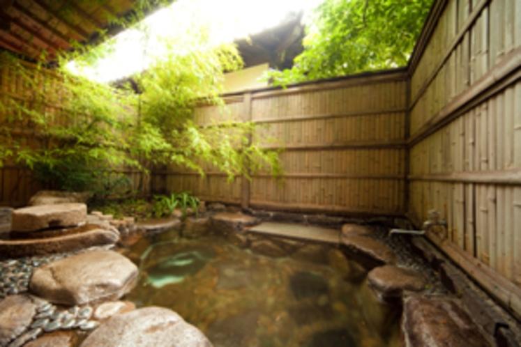 【離れ】専用露天風呂付客室「さざんか」