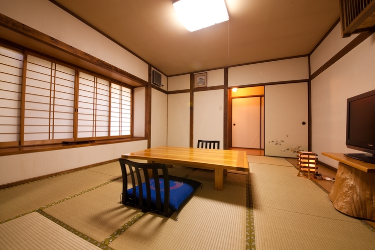 【離れ】専用露天風呂付客室「ききょう」