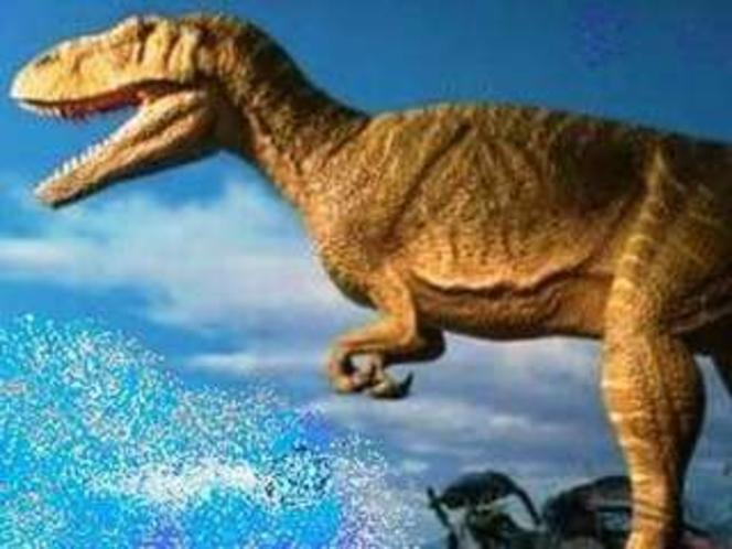 神流町 恐竜センター