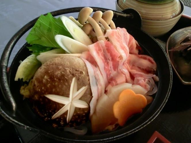名物いの豚鍋イメージ