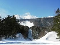 Mt.NORIKURAスキー場。
