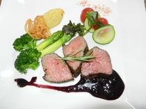 信州プレミアム牛赤身肉のロースト