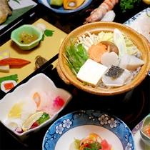 【夕食例】