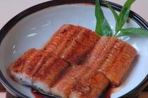 【夏料理】【天然鰻蒲焼】