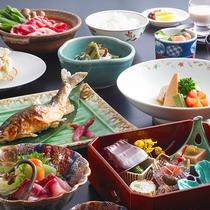 """【美山会席-竹-】メインと味は""""お好みでチョイス""""♪ぼたん鍋をはじめ、美山""""だけ""""の食材も♪"""