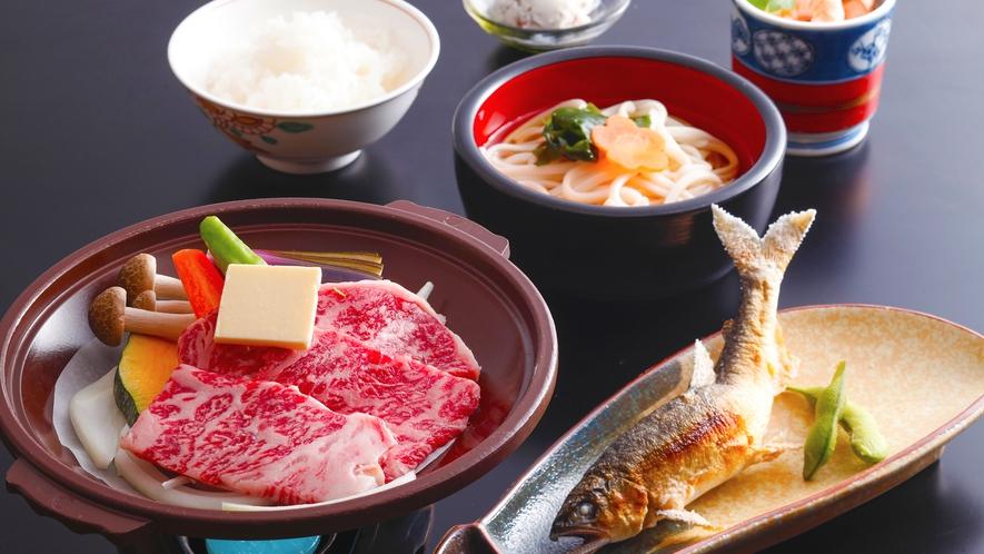 """【お子様会席】お肉に魚に大満足!""""いっぱい食べたい想い""""を詰め込みました"""