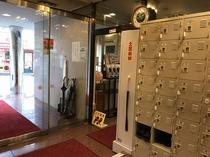 フロント/入口