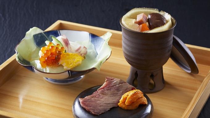 【オーダーブッフェスタイル】和食・洋食・中華<夕朝食付き>