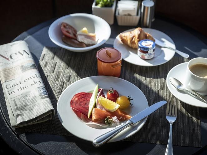 朝食 ※イメージ画像