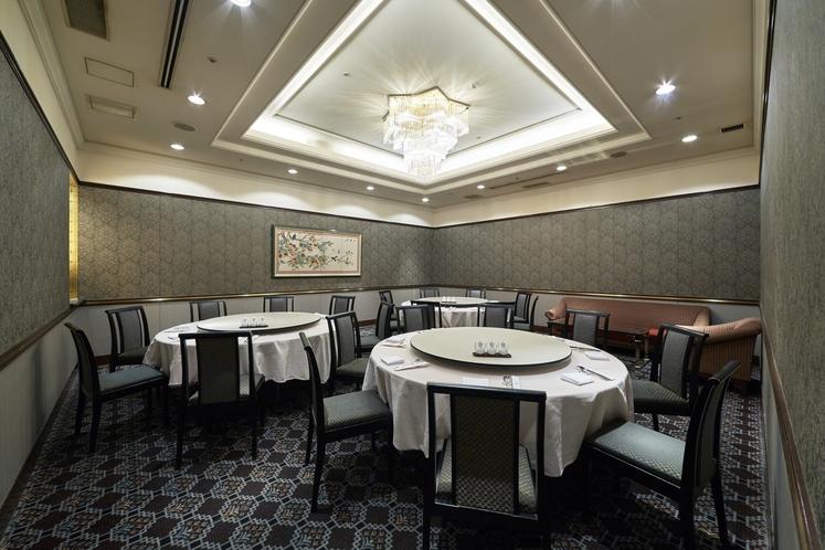 中国料理 龍鳳 個室