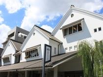 堺伝統産業会館―刃物、先行、注染和哂、緞通、昆布など堺の伝統産業を一堂に集めた施設。