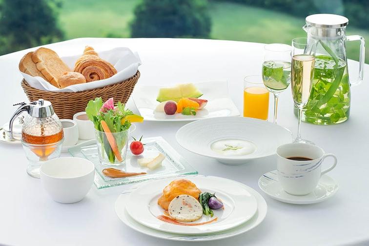 1泊朝食付きプラン〜爽やかな朝の目覚めを優雅なご朝食で〜