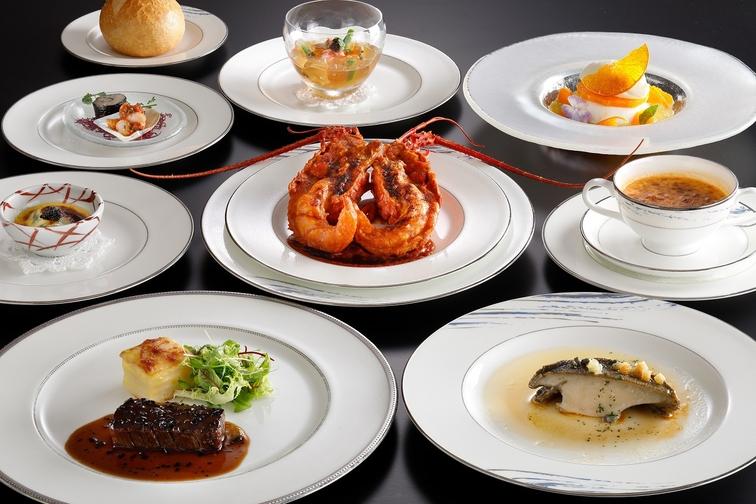 海の幸フランス料理「トラディション」 夕朝食付プラン