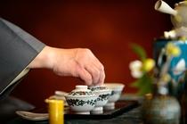 アクティビティ 煎茶道体験 イメージ