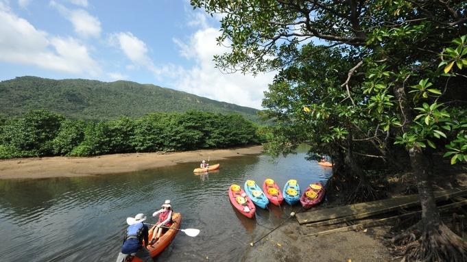 西表島のジャングルの中をピクニック!大自然と触れ合うウキウキプラン♪【1泊3食付】(禁煙)