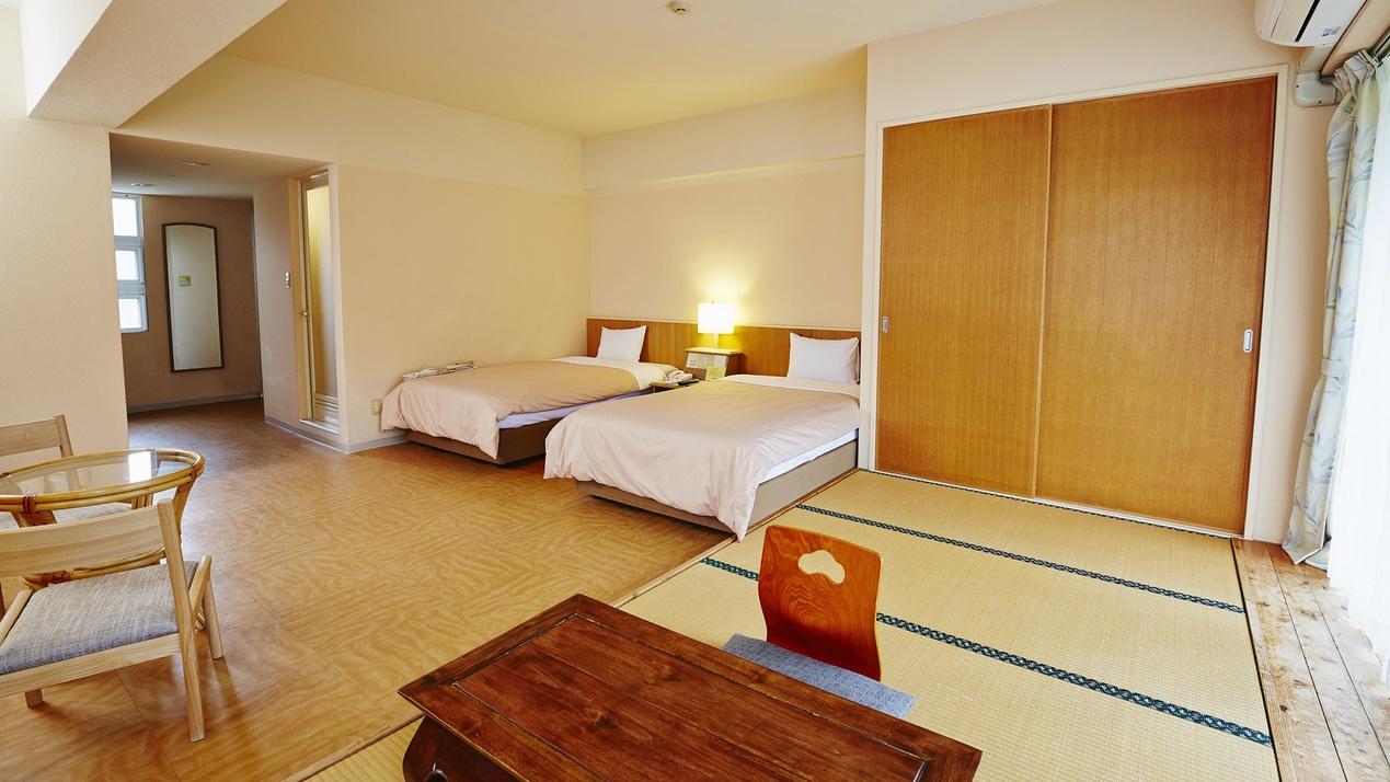*客室一例【和洋室リゾートルーム】