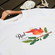 *オリジナルTシャツはお土産売り場で購入できます。