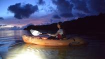 *カヌー体験/昼間とは雰囲気が変わるナイトカヌーを体験!