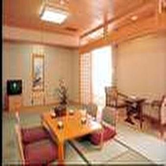 和室12畳【禁煙】☆夕食・部屋食☆