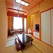 和室8畳 ※3〜4名様までお泊りいただけます。