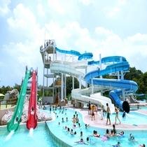 レジャープールWAPS(ワップス)『Water Amusement Park Sojaの頭文字』