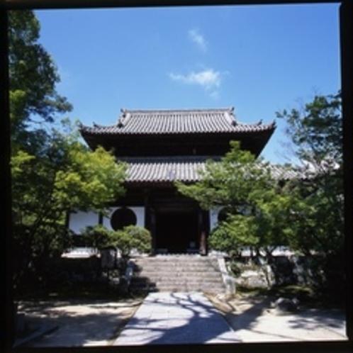 雪舟ゆかりの地  宝福寺