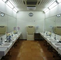 女性風呂『洗面台』